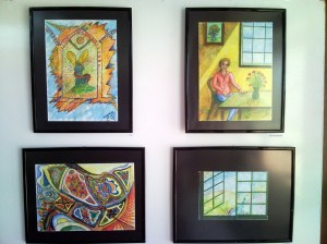 picture of paintings by Thomas Milner