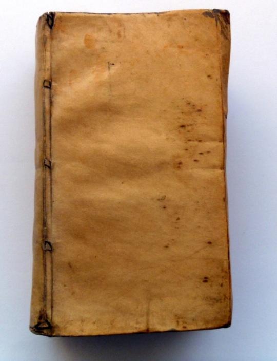 17th century calf-skin