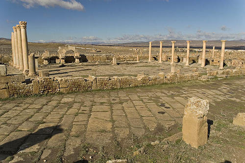 Timgad - North Africa (3/3)