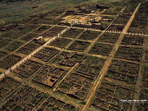 Timgad - North Africa (2/3)