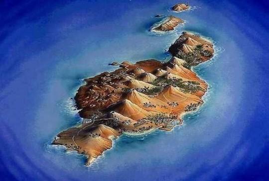 ISLANDS OF LANZAROTE