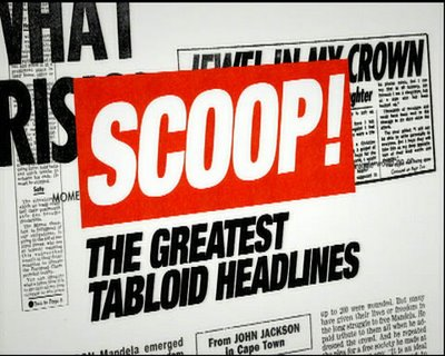 TABLOID HEADLINES